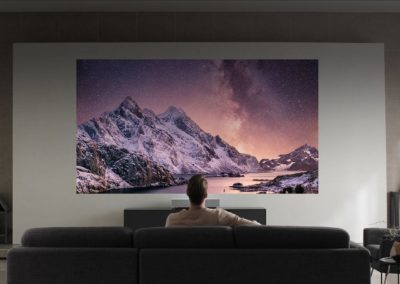 home-theater-installation-Projector-and-Screens